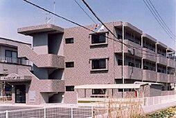 キャスリング岡元[2階]の外観