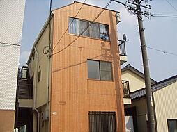津賀田ハイツ[2階]の外観