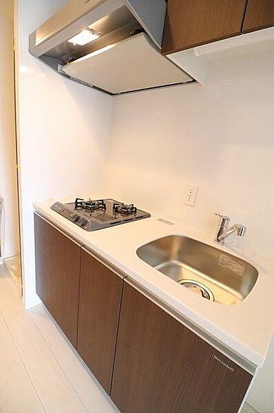 ルヴァン雪谷大塚の料理が好きな方におすすめの「3口ガスシステムキッチン」