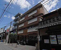 京都府京都市下京区塗師屋町の賃貸マンションの外観