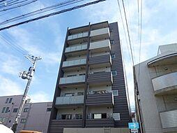 ブライトアビコ[6階]の外観