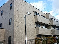 神奈川県横浜市鶴見区矢向4丁目の賃貸マンションの外観