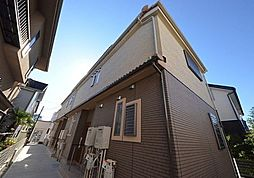 JR南武線 西国立駅 徒歩13分の賃貸アパート