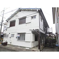 大阪府枚方市茄子作4丁目の賃貸アパートの外観