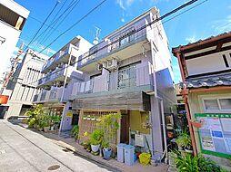 奈良県奈良市東寺林町の賃貸マンションの外観