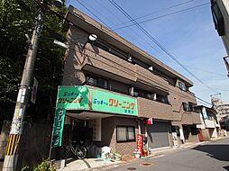 奈良県香芝市関屋の賃貸マンションの外観
