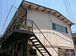 中之島アパート[104号室]の外観