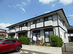 福岡県北九州市小倉南区湯川新町2丁目の賃貸アパートの外観