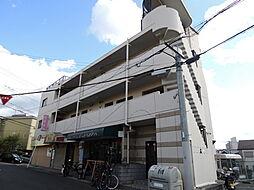 大阪府河内長野市本町の賃貸マンションの外観