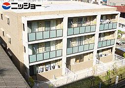 HillSideAurea[3階]の外観