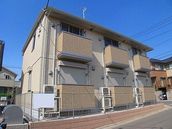オアシス 2階の賃貸【千葉県 / 船橋市】