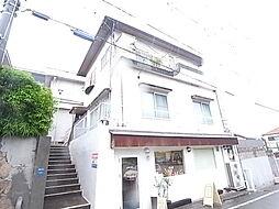 兵庫県神戸市灘区山田町1丁目の賃貸アパートの外観