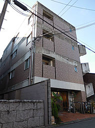 京都府京都市上京区上立売東町の賃貸マンションの外観