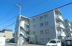 ベルトピア札幌III[1階]の外観
