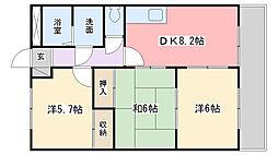 御着駅 4.9万円