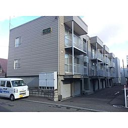 札幌市営東豊線 栄町駅 徒歩6分の賃貸アパート