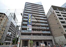 レオングラン新大阪レジデンス[6階]の外観