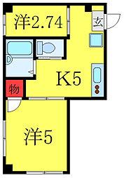 東武東上線 下板橋駅 徒歩7分の賃貸マンション