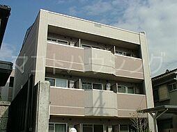 大阪府八尾市郡川5丁目の賃貸マンションの外観