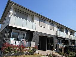 大阪府寝屋川市国松町の賃貸アパートの外観