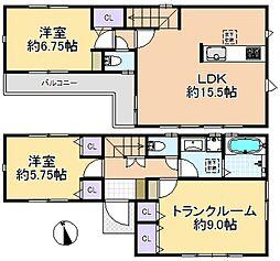一戸建て(保谷駅から徒歩7分、82.62m²、5,180万円)