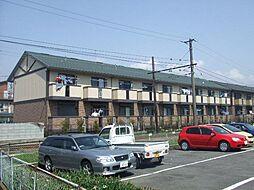 静岡県富士市新橋町の賃貸アパートの外観