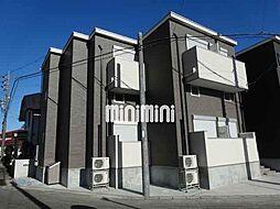 ツインソフィア A棟[2階]の外観