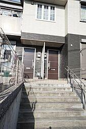 レジデンス桜123 B[1階]の外観