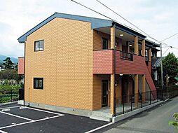静岡県裾野市平松の賃貸アパートの外観