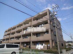 愛知県津島市江東町3丁目の賃貸マンションの外観