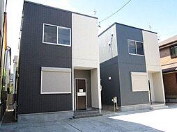 [タウンハウス] 愛知県名古屋市北区生駒町6丁目 の賃貸【/】の外観