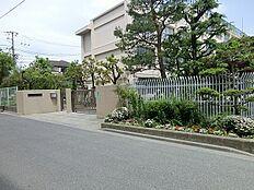 世田谷区立富士中学校まで1443m