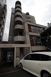 北海道札幌市中央区北二条西27丁目の賃貸マンションの外観