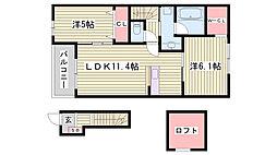 人丸前駅 7.6万円