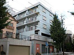 愛知県名古屋市名東区平和が丘3の賃貸マンションの外観