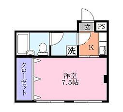 実籾駅 3.6万円