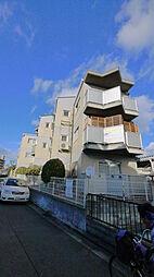 大阪府東大阪市新庄3丁目の賃貸マンションの外観