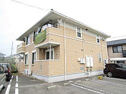 愛知県半田市板山町6丁目の賃貸アパートの外観
