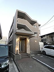 愛知県名古屋市北区志賀町2丁目の賃貸マンションの外観