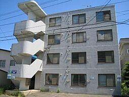 ビッグバーンズマンション北郷III[201号室]の外観