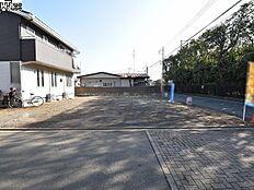B号地 現地写真 小金井市緑町3丁目