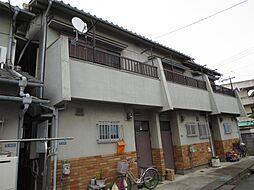 ファミーユヤノ1号棟[105号室]の外観
