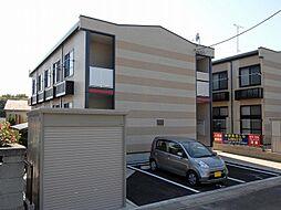 埼玉県川口市戸塚の賃貸アパートの外観