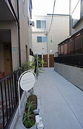 東京都豊島区長崎2丁目の賃貸アパートの外観