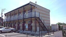 レオパレスJUNI[1階]の外観
