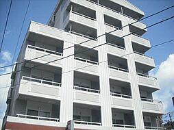 北海道札幌市北区北十三条西4丁目の賃貸マンションの外観