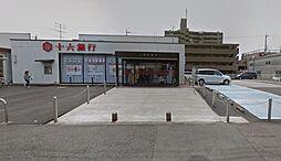 十六銀行港支店(450m)