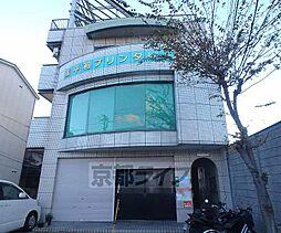 京都府京都市東山区福稲柿本町の賃貸マンションの外観