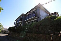 兵庫県神戸市灘区青谷町2丁目の賃貸アパートの外観