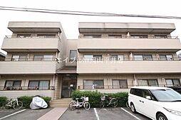 岡山県岡山市中区住吉町2丁目の賃貸マンションの外観